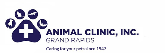 Logo for Veterinarians in Grand Rapids, Michigan | Animal Clinic Inc.