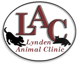 Logo for Lynden Animal Clinic