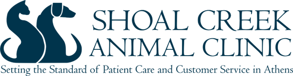 Logo for Shoal Creek Animal Clinic &#8211; Athens, Georgia Veterinarians