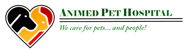 Logo for Veterinarians Dedham Massachusetts | Animed Pet Hospital