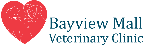 Logo for Bayview Mall Veterinary Clinic
