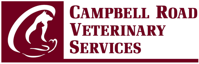 Logo for Campbell Road Veterinary Services | Your local veterinarian in Smith Falls, Ontario