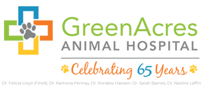Logo for Green Acres Animal Hospital