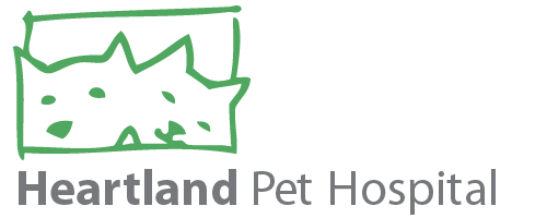 Logo for Heartland Pet Hospital Mississauga, Ontario