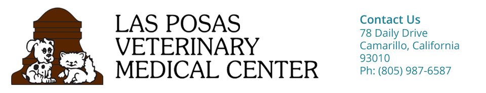 Logo for | Las Posas Veterinary Center