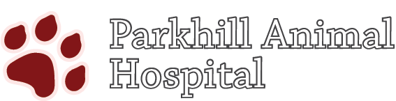 Logo for Parkhill Animal Hospital – Veterinary Clinic in Peterbourough