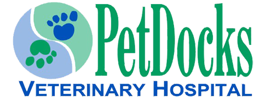 Logo for Veterinarians in Morehead City, NC | PetDocks Veterinary Hospital
