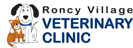 Logo for Roncy Village Veterinary Clinic Toronto, Ontario