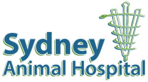 Logo for Sydney Animal Hospital in Sydney, Nova Scotia